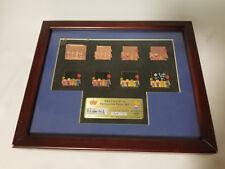 2002 OLYMPIC Salt Lake City Kids #1 Pin, PRESIDENT PRODUCTION PROOF SET # 7/100