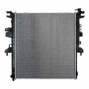Radiator (13643) fits 2017 2018 Nissan Titan