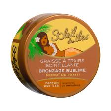 Soleil des Iles graisse a traire scintillante Bronzage