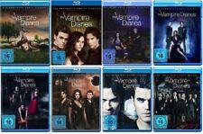 The Vampire Diaries Staffel 1-8 Blu-ray Set 1+2+3+4+5+6+7+8 Die komplette Serie