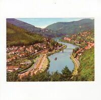 AK Ansichtskarte Heidelberg / Zauberhaftes Neckartal