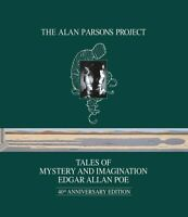 THE ALAN PARSONS PROJECT-TALES OF MYSTERY AND IMAGINATION (AUDIO)  BLU-RAY NEW!