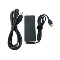 65W Ac Adapter Charger & Power Cord for Lenovo ThinkPad X1 Carbon Laptops