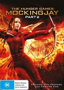 The Hunger Games - Mockingjay : Part 2 (DVD, 2018)