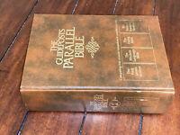 The Guidepost Parallel 1973 Vintage Hardback Bible, King James Version, rsv