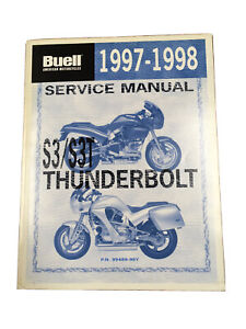 Buell Vehicle Repair Manuals Literature For Sale Ebay