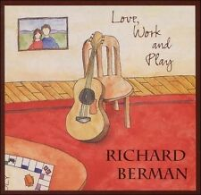 NEW Love, Work and Play (Audio CD)