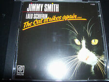 Jimmy Smith The Cat Strikes Again CD – Arranged / Conducted By Lalo Schiffin
