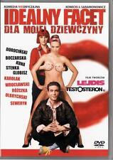 Idealny facet dla mojej dziewczyny (DVD) 2009 POLSKI POLISH