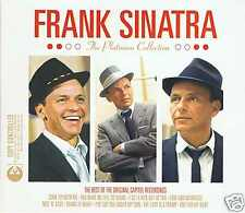 Frank sinatra-the platinum collection - 3 CD NEUF meilleur Best Hits