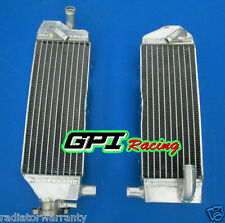 GPI Racing R&L Suzuki RM250 RM 250 91-92 1991 1992 aluminum radiator