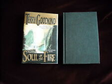 TERRY GOODKIND - SOUL OF THE FIRE - 1st/1st
