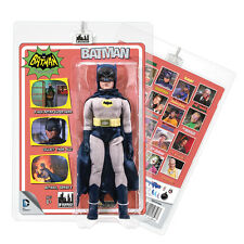 Batman 66 Classic TV Show Retro Style 8 Inch Figures Series 5: Rem. Cowl Batman