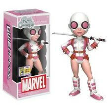 SDCC 2017 Comic Con Exclusive Limited Edition Rock Candy Gwenpool - NIB