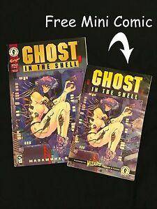 Ghost in the Shell #1 comic Dark Horse Manga 1995 NM+ Near Mint 1st printing 9.8
