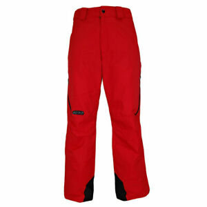 Childs Boys Etirel Futur Ski Pants Salopettes RED