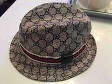 Gucci Hat Leather