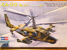 Hobbyboss 1:72 Kamov Ka-50 Black Shark Helicopter Model Kit