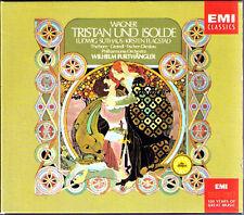 Wagner: Tristan et Iseult Flagstad Suthaus Fischer-Dieskau Furtwängler EMI 4cd