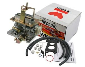 NEW For Jeep Chevy GMC 2.8 38 DGES Outlaw Weber Carburetor Conversion kit