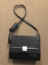 Vintage Black Vivitar Camera Case Bag