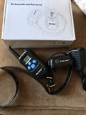 Petiner: PET998DBB2; Dog Training Collar Rechargeable Water Resistant] New