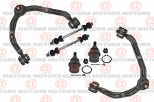For Chevrolet Express 3500 03-14 Front Control Arms Ball Joints Sway Bar Link