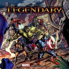 Marvel Legendary Deck Building Game Card Board Game New Sealed