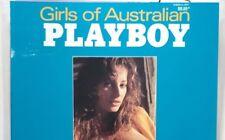 GIRLS of AUSTRALIAN PLAYBOY C.1989, 12 FAVE GIRLS, LATOYA JACKSON,SHANNON LONG.