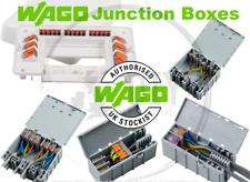WagoBox Junction Box Enclosure Housing Connectors 222 773 XL Light Grey