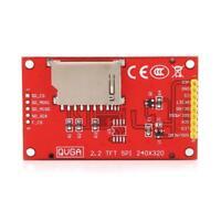 2.2inch 240x320 TFT LCD DisplaySPI ILI9341 for 51/AVR/STM32/ARM/PICArduino