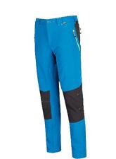 Regatta Questra Mens Ripstop Knee Panel Softshell Walking Trousers