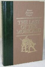 The Last of the Mohicans by James Fenimore Cooper (1984, Hardcover) Novel Book