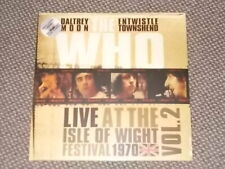 The Who - Live At The Isle Of Wight Festival 1970 Vol.2   VINYL  LP  NEU  (2018)