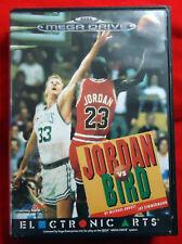 Jordan vs Bird - Electronic Arts Basketball - SEGA Mega Drive MD PAL - 1992