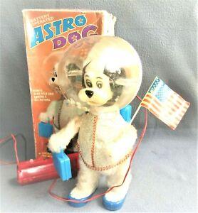 ASTRO DOG 1960's JAPAN by YONEZAWA Co. EX / ORIGINAL BOX