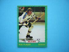 1973/74 O-PEE-CHEE NHL HOCKEY CARD #148 BOB PLAGER NM SHARP!! 73/74 OPC