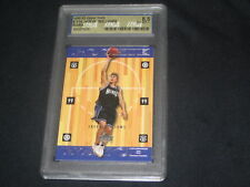 JASON WILLIAMS 1998 UD 318 ROOKIE GENUINE AUTHENTIC BASKETBALL CARD GRADED 8.5