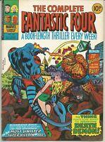 The Fantastic Four #10 : November 1977 : Marvel Comics