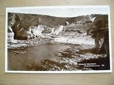 Real Photo Postcard- NORTH LANDING FLAMBOROUGH, Yorkshire (Exc*)