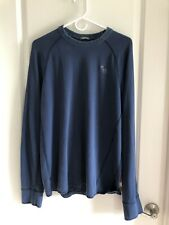 Two Abercrombie Pullover Sweatshirts both Size L