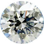 2.70 ct VVS1/8.96mm GENUINE ICE H-i WHITE COLOR ROUND LOOSE REAL MOISSANITE