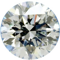 4.24 ct VVS1/10.96mm WHITE ICE H-I COLOR ROUND LOOSE REAL MOISSANITE 4 RING
