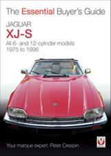Jaguar XJ-S XJS Jag 1975-1996 New Buyers Guide Book