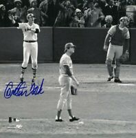 Carlton Fisk 8 x10 Autographed Signed Photo ( Red Sox HOF ) REPRINT