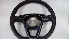 OEM MF steering wheel Seat Leon 5F0419091 Blue Stitch