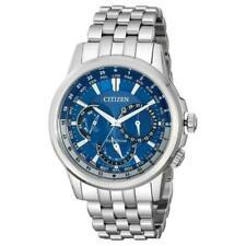 Citizen BU2021-51L Eco-Drive 44mm Wristwatch - Silver