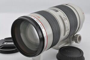 [Excellent] Canon EF 70-200mm F/2.8 L USM AF Telephoto Zoom AF Lens