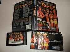 Sega Mega Drive WWF Royal Rumble