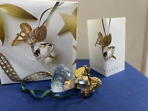 Swarovski Crystal Figurine 1999 Angel Ornament 9443 990 001